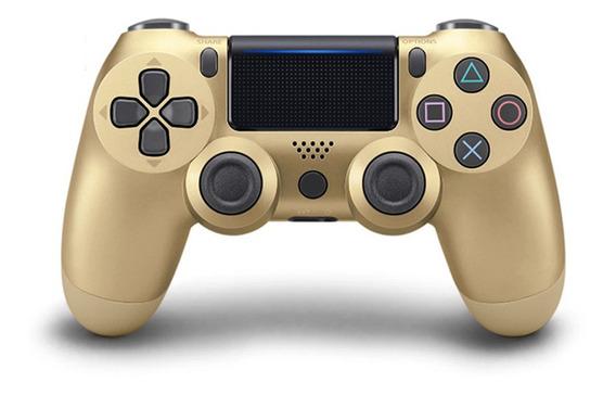 Controlador Ps4 Sem Fio Bluetooth Para Ps4 Vibração Joysti