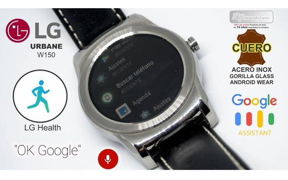 Reloj Inteligente Lg Urbane W150 Smarthwatch