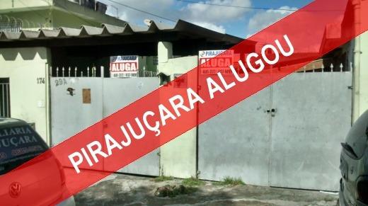Aluguel Casa De Alvenaria Embu Brasil - R5-a
