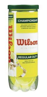 Pelota De Tenis Wilson - Champ Regular Duty Tball - Tenis