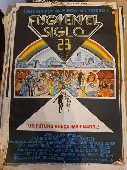 5 Antiguos Afiches De Cine Originales- Lote De 5-oferta 158