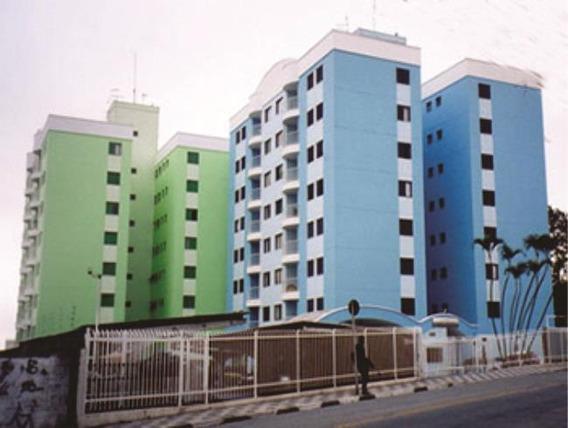 Apartamento - R, Regina Cabalau Mendonça - Jardim São Luís - Suzano - Ap0405
