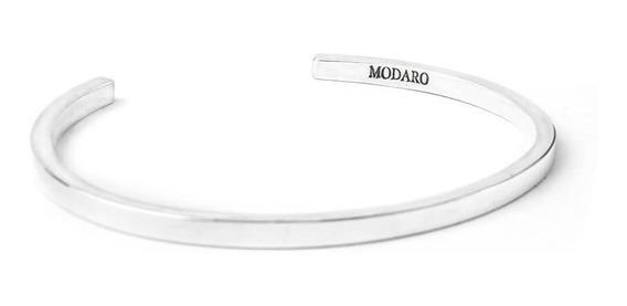 Pulseira Masculino De Prata Maciça 950 - Frete Grátis