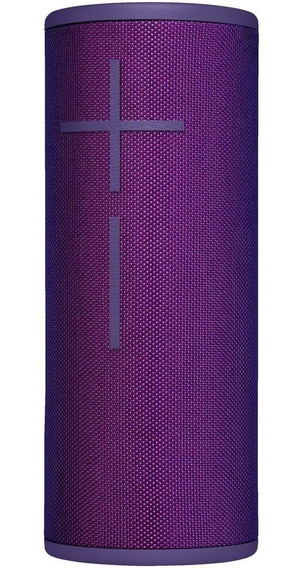 Caixa De Som Bluetooth Megaboom 3 Roxa Ultimate Ears S/j