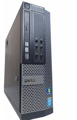 Imagem 1 de 9 de Cpu Dell Optiplex 9020 Mini Torre Intel I5 4gb Hd 500gb