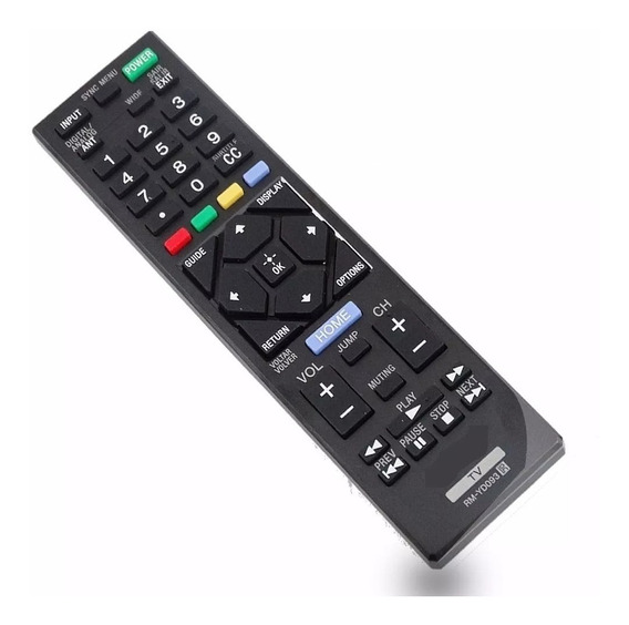 Controle Tv Sony Rm-yd093 Kdl32r435b Kdl-46r485a Kdl-48r485b