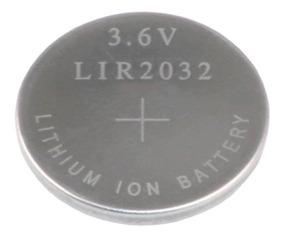 Bateria Lir2032 De 3,6v - 2 Unidades