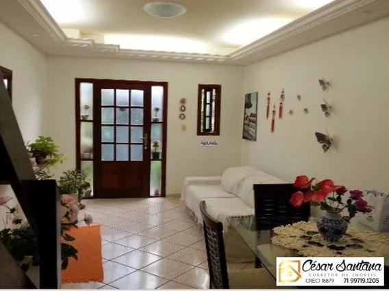 Casa Duplex Codomínio 2/4 Stella Maris Salvador - Ca00255 - 32421531