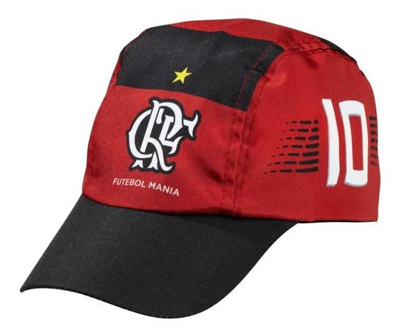Boné Estilo Flamengo