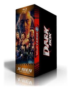 Blu-ray X-men Peliculas Saga