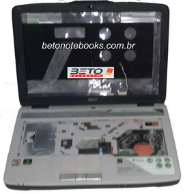 Carcaça Completa Notebook Acer Aspire 4520
