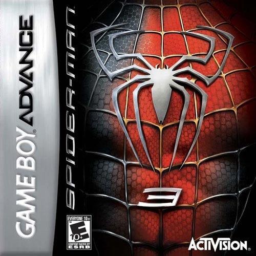 Spider-man 3 Gba Mídia Física Novo Lacrado
