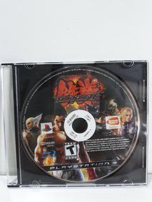 Jogo Ps3 Tekken 6 Midia Fisica