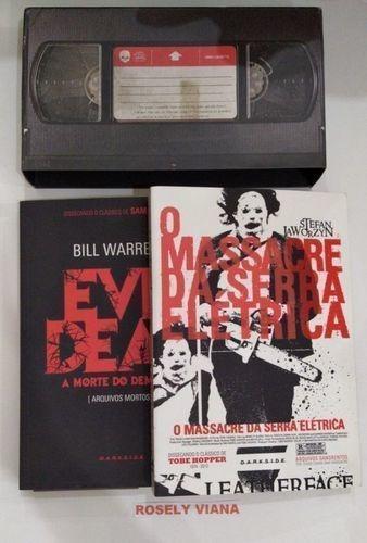 Box Evil Dead A Morte Do Demônio E O Massacre Da Serra El...