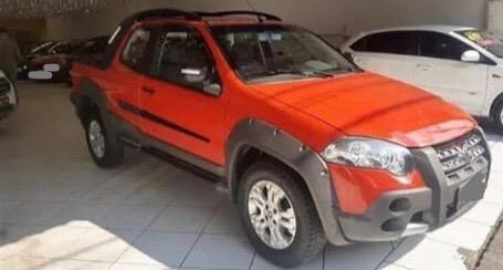 Fiat Strada / Motor 1.4 / Meecanica / Cabina Y Media / 22000