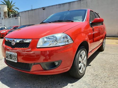 Fiat Siena Attractive 2016 Rojo Pdg Ve