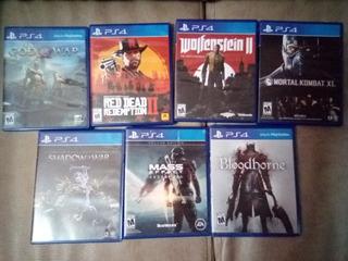 Red Dead Redemption 2 Para Ps4 Y Mas