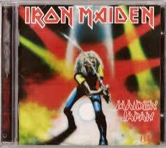 Cd Cd Iron Maiden Maiden Japan Iron Maiden