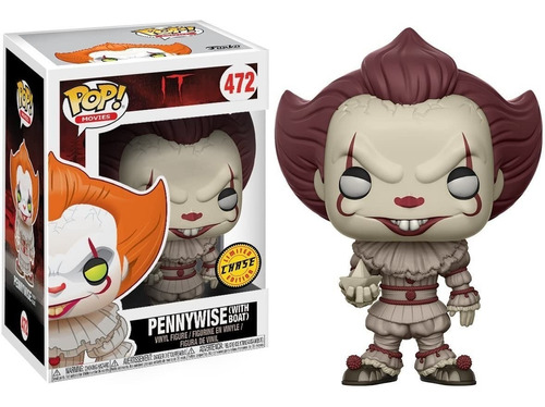 Funko Pop! Pennywise Chase 472