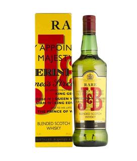 Whisky Importado J&b Botella X 750ml