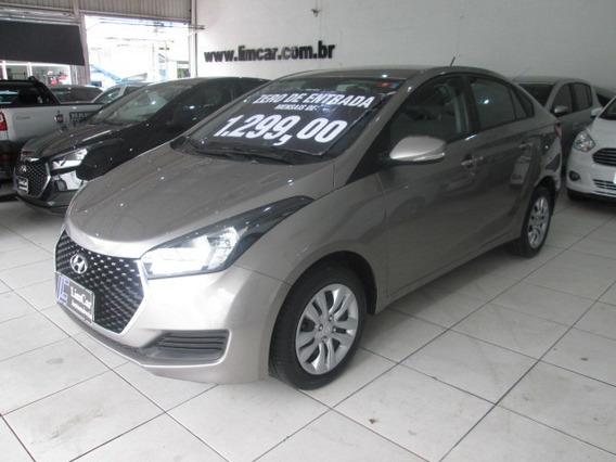 Hyundai Hb20s 1.6 Sedan Automatico Trabalhe Em Aplicativo