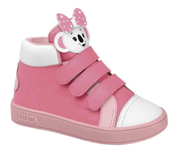 Tênis Lilica Ripilica Infantil Menina - 10111361i