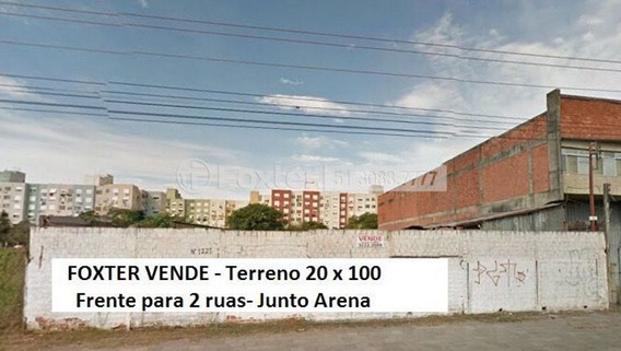 Terreno, 2000 M², Humaitá - 159060