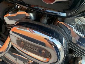 Harley-davidson Xl 1200 Custom 2012