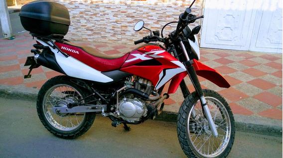 Vendo Honda Xr150l Como Nueva