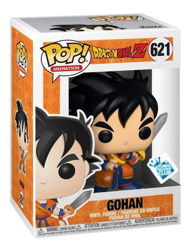 Funko Pop! Gohan #621 Dragon Ball Z