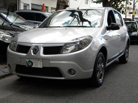 Renault Sandero 1.6 8v Get Up 2010