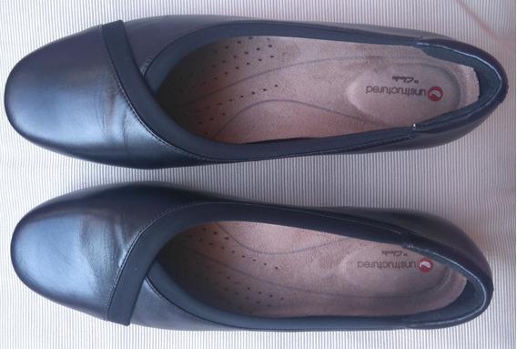 Zapatos Chatitas Guillerminas Panchas Importada Marca Clarks