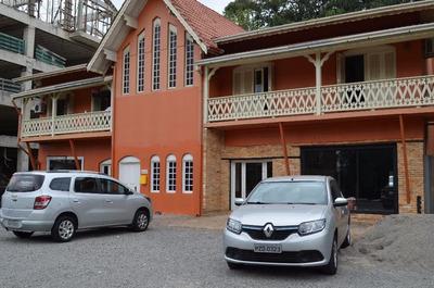 Prédio Comercial À Venda, Centro, Gramado. - Pr0001