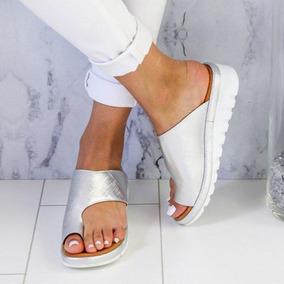Sandálias Casual Flip Flops Senhora Flip Flop Várias Cores