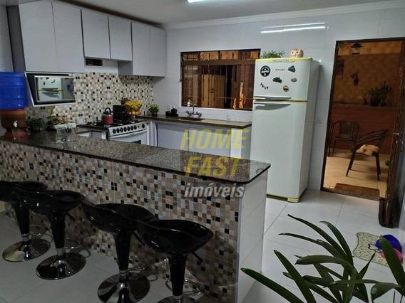 Sobrado Mobiliado Com 4 Dormitórios À Venda, 225 M² Por R$ 750.000,00 - Jardim Vila Galvão - Guarulhos/sp - So0678