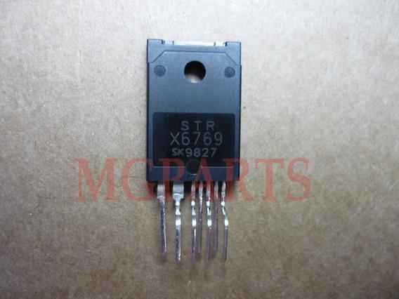 Strx6769 Ic Regunlador Smps Sanken Original Cd