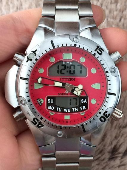 Relógio Masculino Citzen Promaster A Prova D