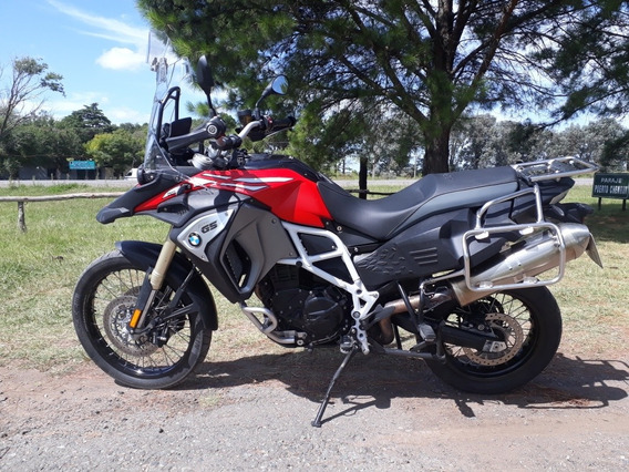 2018 Bmw Gs 800 Adventure,excelente Permutas