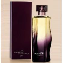 Deo Parfum Essencial Exclusivo 100ml F Natura+ Brinde