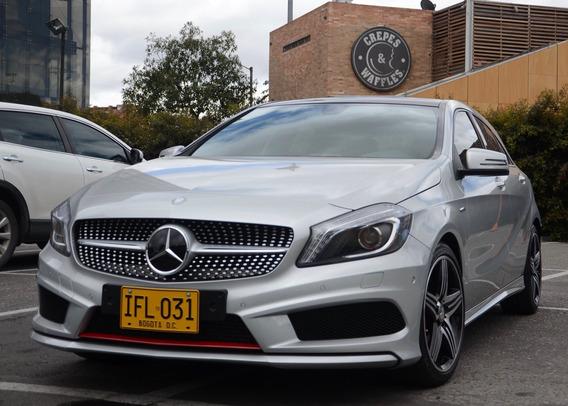 Mercedes-benz Clase A A250 Amg Sport 2016
