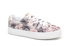 Tenis Casual Floral