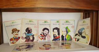 9 Revistas Compositores Raul Seixas, Noel Rosa, Cazuza,ary B