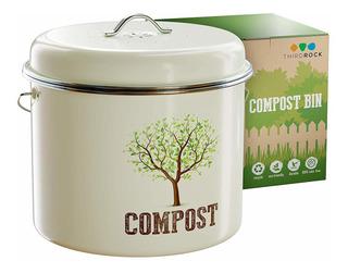 Contenedor De Compost Para Encimera De Cocina Galón ...