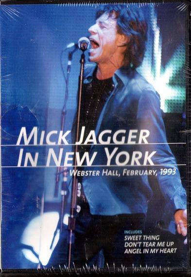 Mick Jagger In New York Dvd - Los Chiquibum