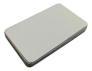 Iman Sublimable 9x5,5 Cm Ángulos Redondeados X10 Unidades