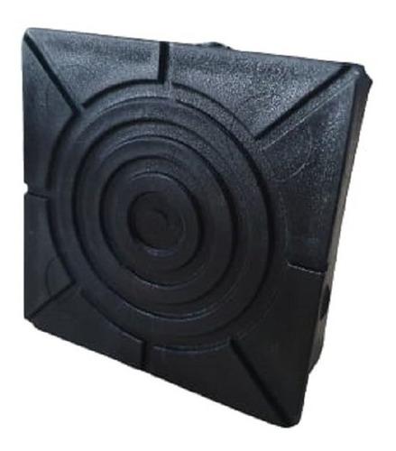 Regaton Plastico Interior Cuadrado 70x70 Capuchon X Unidad