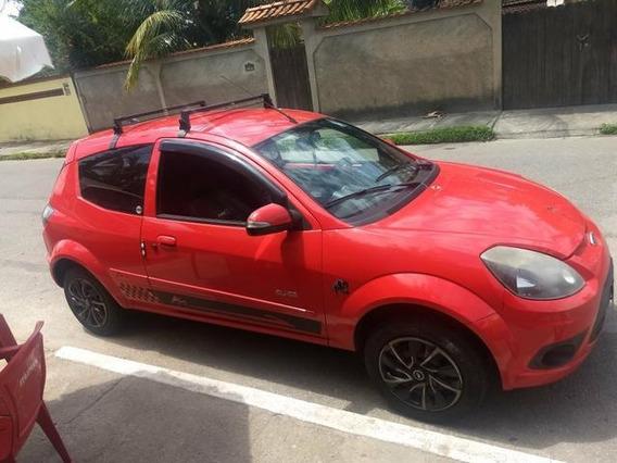 Ford Ka 2013 Único Dono, Carro De Procedência