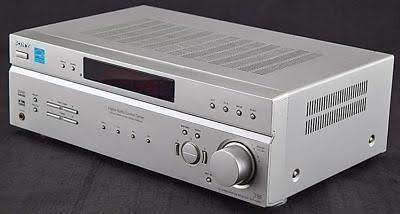 Receiver Sony Str660 Com Controle Remoto