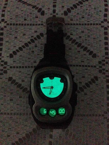 Relógio Nike Pouco Uso Pulseira E Bateria Nova