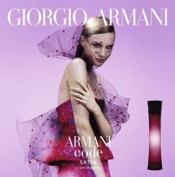 Perfume Armani Code Satin 50ml